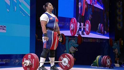 Campeonato del Mundo 2019. Final 87 kg. Femenina