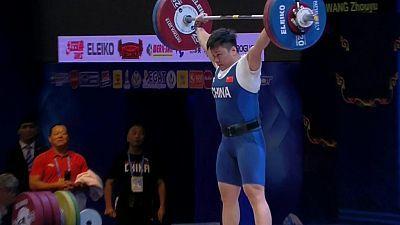 Campeonato del Mundo 2019. Final 87 kg. Femenino