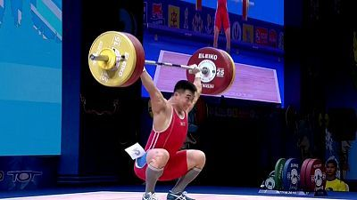Campeonato del mundo: Final 81 kg. Masculino