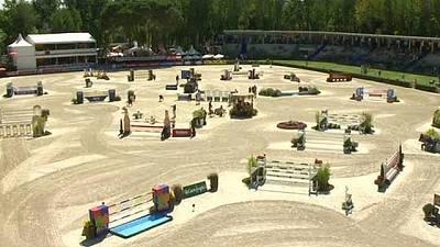 Campeonato de Europa de Saltos. Final Equipos 1ª ronda y Clasificación Individual 2ª ronda. Grupo 1 - 15/09/11