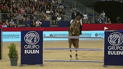 Concurso de saltos Madrid Horse Week. Trofeo Universidad Alfonso X el Sabio - Caballos 1 al 20