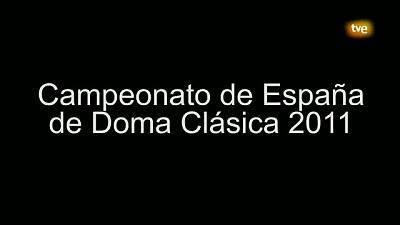 Cto. España de Doma Clásica