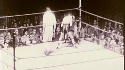 Arxiu TVE Catalunya - Història de l'esport català - Boxa