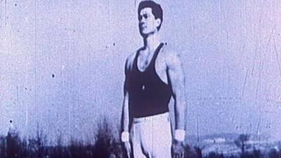 Arxiu TVE Catalunya - Història de l'esport català - Joaquim Blume