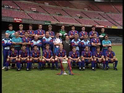 Arxiu TVE Catalunya - Història del Futbol Club Barcelona -  El Dream Team - Capítol 13