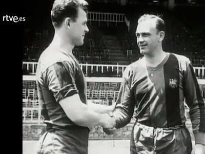 Arxiu TVE Catalunya - Història del Futbol Club Barcelona -  L'Afer Di Stefano - Capítol 7