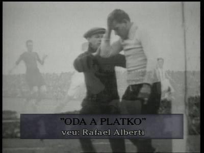 Arxiu TVE Catalunya - Història del Futbol Club Barcelona - Rafael Alberti: Oda a Platko - Capítol 3