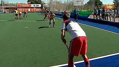Final de la Copa S.M. El Rey: RC Polo - At. Terrassa