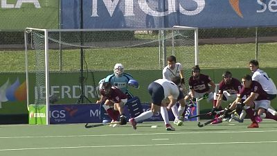 Final Four Liga masculina. 2ª semifinal: Club de Campo - Club Egara