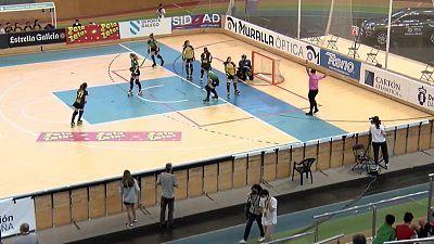 Hockey patines - Copa de la Reina. 1/4 final: Generali HC Palau Plegamans - CHP Bigues i Riells