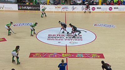 Hockey patines - Copa de la Reina Final