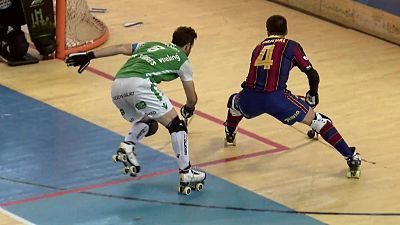 Hockey patines - Copa del Rey. Final: Deportivo Liceo . Barça