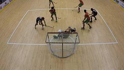 Hockey patines - World Roller Games. Campeonato del Mundo Masculino 2017. Final sub-20: España - Portugal