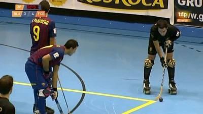 Liga española. 6ª jornada: Sather Blanes - FC Barcelona - 28/11/11