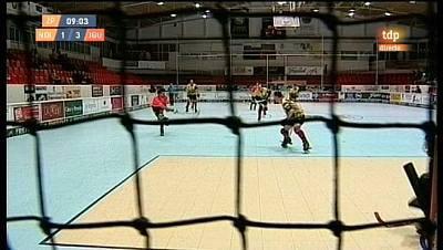 Liga española: CE Noia Freixente - Igualada HC - 23/04/12