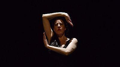 María Pagés, el cuerpo habitado