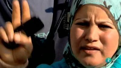 El levantamiento popular en el mundo árabe