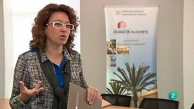 La sede universitaria de la ciudad de Alicante