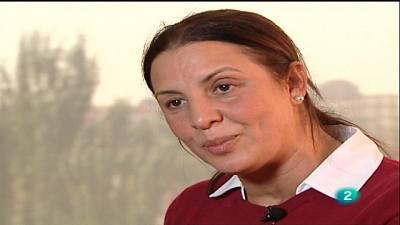 Nadia Othmani, presidenta de AMAL