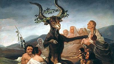 Aquelarre (Goya)