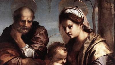 La Sagrada Familia (Andrea del Sarto)