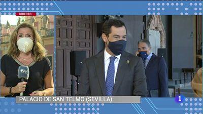 El Consejo de Gobierno de la Junta de Andalucía se reúne en San Telmo
