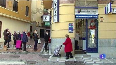 El gasto medio de los andaluces para el Sorteo de la Lotería, por debajo de la media española