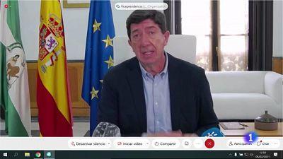 La Junta de Andalucía confía en que funcionen las medidas para frenar los contagios