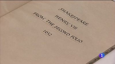 La primera obra de Shakespeare que circuló en España está en Sevilla