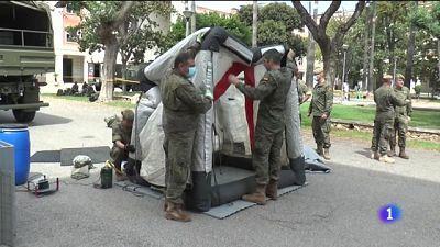 Nueva base logística del Ejército de Tierra en Córdoba