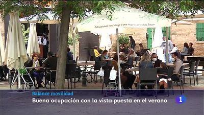 Primer fin de semana con movilidad entre las provincias andaluzas