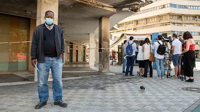 Recaudan 10.000 euros para un vendedor ambulante al que quemaron su quiosco