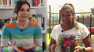 Programa 33: Balonmano femenino: Eli Pinedo y Marta Mangué, medallistas en Londres 2012