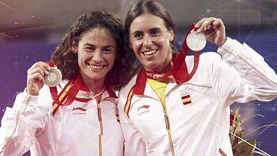 Programa 35: Tenis. Virginia Ruano y Anabel Medina
