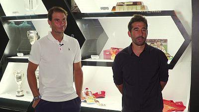 Programa 59: Tenis dobles Rafa Nadal y Marc López