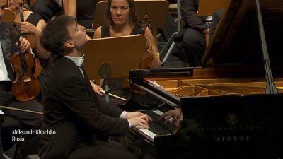 XIX Concurso Internacional de Piano Paloma O'Shea - Final 1