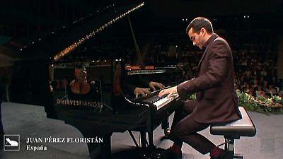 XVIII Concurso internacional de piano Paloma O'Shea - 1ª final