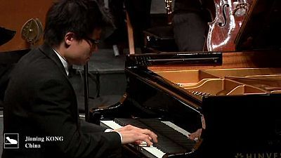 XVIII Concurso internacional de piano Paloma O'Shea - 2ª final