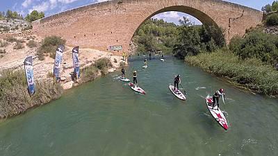 I Circuito 2015 para el Campeonato de España de SUP-river