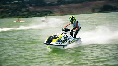 Motonáutica - Campeonato de España Motos de agua circuito y Rallyjet