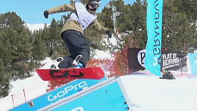 Snowboard - Total Fight Master Freestyle