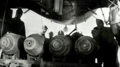 1944: Le Havre bajo las bombas aliadas
