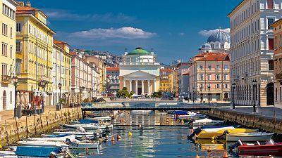 La Italia oculta - La ciudad imperial libre de Trieste