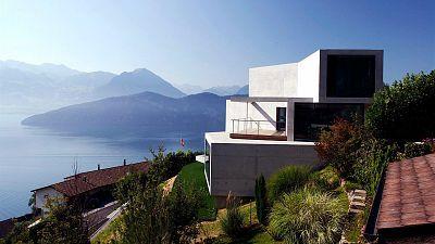 Las casas más extraordinarias del mundo: Suiza