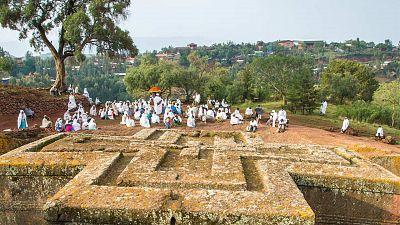 Sin equipaje - Etiopía: antiguas iglesias rupestres