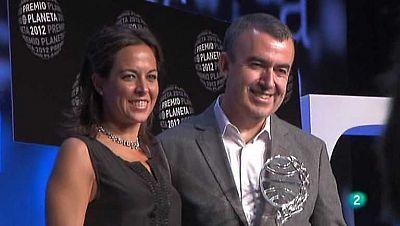 Entrega Premio Planeta 2012 - 15/10/12