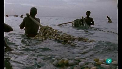 Mauritania, los pescadores del desierto