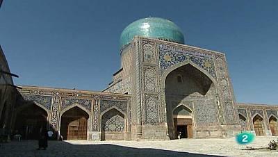 Samarkanda, Bujara y Jiva (Uzbekistán II)