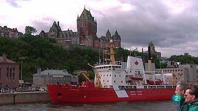 Québec, un sueño pionero de Canadá