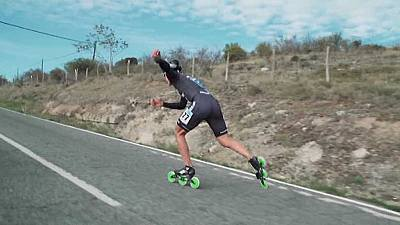 Pamplona-Puente Skate Maratón 2017